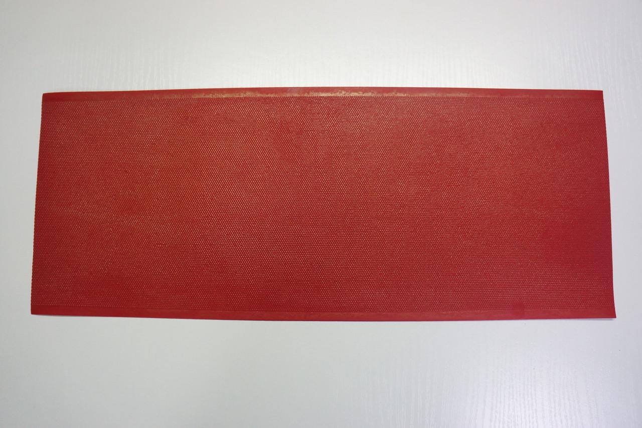 Профилактика полиуретановая Италия 200*500 мм. т. 1,0 мм. красный