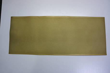 Профилактика полиуретановая Италия 200*500 мм. т. 1,0 мм. золото, фото 2