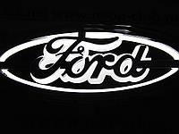 Светящаяся эмблема Ford/Форд 5D