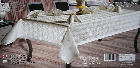 Комплект столової білизни Buta Ring Set, фото 2