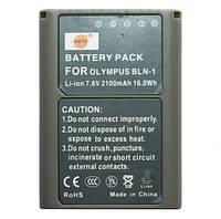 Аккумулятор для фотоаппарата Olympus PS-BLN1, 2100 mAh.