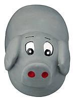 Игрушка Trixie Baby Zoo для собак латексная, с пищалкой, 9 см, фото 1