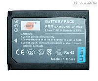 Аккумулятор для фотоаппарата Samsung BP1030, 1450 mAh.
