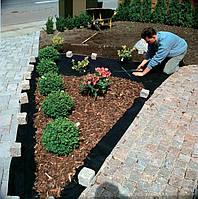 Геотекстиль для защиты от сорняков WeedSeal 100г/м2 12м.