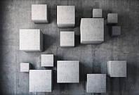 3D фотообои: Квадратная диаграмма