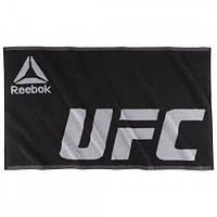 Полотенце Reebok UFC Fan черное AZ8800 - 2017/2