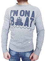 Свитшот Jack&Jones свитер р-р S (сток, б/у) толстовка мужская