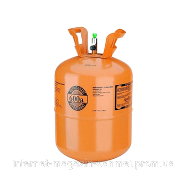 Фреон R600A / изобутан  Хладагент R-600A Refrigerant(original Japan TM)