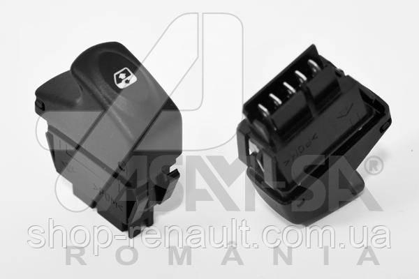 Кнопка стеклоподъемника задняя ASAM 30989 Logan/MCV/Sandero/Duster