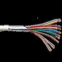 Сигнальный кабель Logicpower КСВПЭ CU 8x7/0.22 + 7/0.22 экранированный бухта 100м.