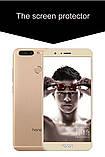 Full Cover захисне скло для Huawei Honor 8 - Gold, фото 2