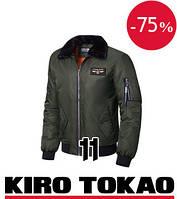 Куртка демисезонная мужская Киро Токао - 229B хаки