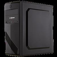 Корпус LP 4241-400W ATX/ MATX, 20+4Pin, 2xSATA, 2x4pin Molex, 80mm FAN, CD-ROMx1, HDDx2, SSDx2, PCIx7, USBx2, AUDIO In/ Out.