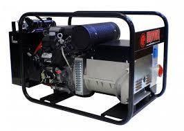 Бензиновый генератор Europower EP13500TE (12 кВт 3ф), фото 2