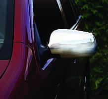 Накладки зеркал на Шкода Фабия 2000-2008 (2шт)