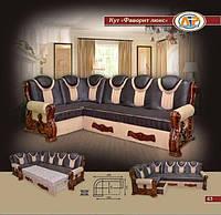 """Угловий диван""""Фаворит люкс"""""""