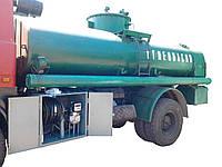 Оборудование бензовозов