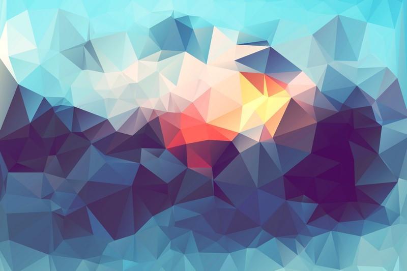 3D фотообои: Объемная абстракция