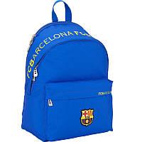 Рюкзак школьный Kite 1001 FC Barcelona BC17-1001M