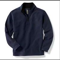 Флисовая кофта свитера для мальчика Old navy синяя, Размер 10, Размер 10