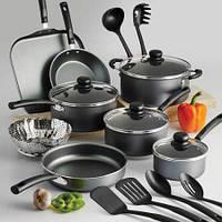 Набор посуды из США тефлон 18 предметов