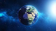 Фотошпалери Земля з космосу