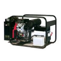 Бензиновый генератор Europower EP12000E (10,8 кВт 1ф)