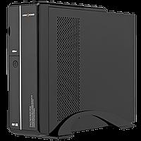 Компьютерный корпус LP S602 BS 400W Slim  2хUSB2.0,  2хUSB3.0 ТМ Logicpower