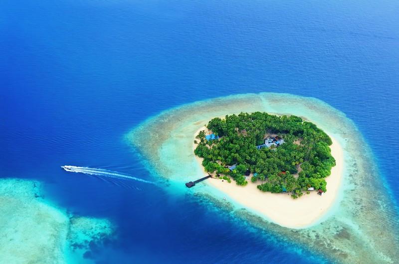 Фотообои Райский остров