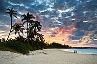 Фотообои Прогулка по пляжу