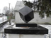 Крышка накрывная столба черная с ромбом № 11.