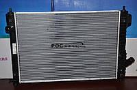 Радиатор охлаждения Авео 4 Т255, Вида (109 л.с)  Luzar