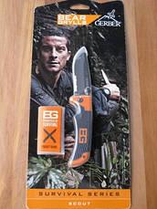 Нож GERBER Bear Grylls Scout 31-000754, фото 2