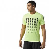 Спортивная футболка Рибок мужская Running ACTIVCHILL CF2247 - 2017/2