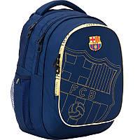Рюкзак школьный Kite 8001 FC Barcelona BC17-8001M