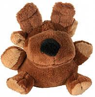 Игрушка Trixie Assortment Animals для собак плюшевая, с пищалкой, 10-12 см, фото 1