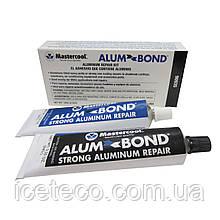 Двухкомпонентная эпоксидная смола Mastercool MC-90935-12 ALUM BOND