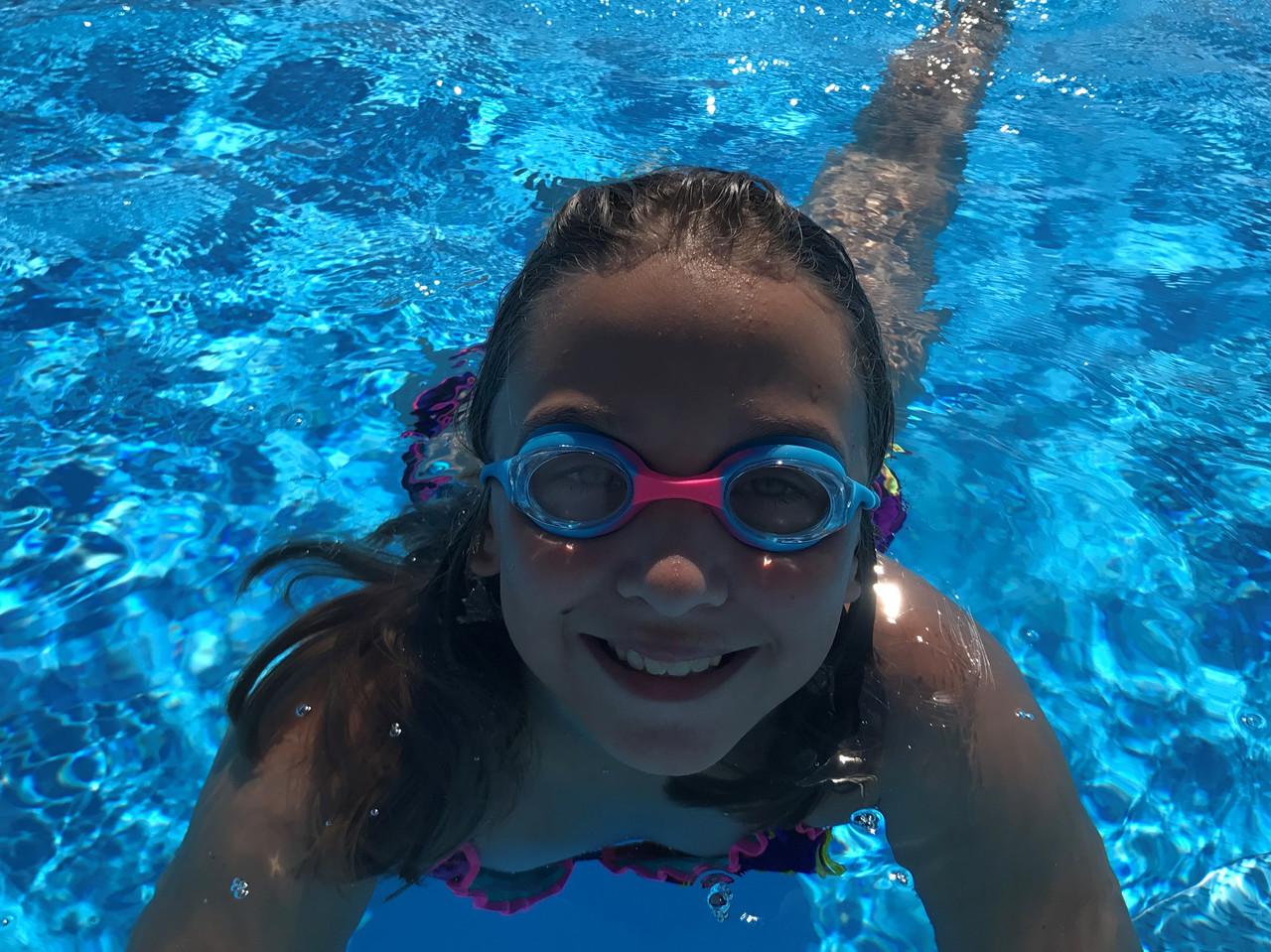 Очки для плавания детские Loyоl