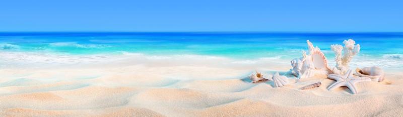 Фотообои Золотой песок