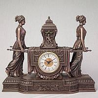 Часы настольные Veronese  Античность 30 см  75563
