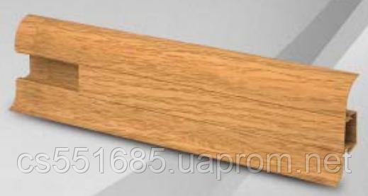W 001 бук нордик - плинтус напольный пластиковый  Wimar (Вимар)