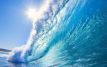 Фотошпалери Хвиля