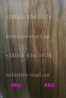 Натуральные волосы на заколках., фото 1