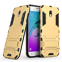 Чехол Samsung J530 / J5 2017 Hybrid Armored Case золотой, фото 1