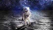 Фотошпалери На поверхні місяця