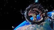 Фотошпалери Космічний корабель