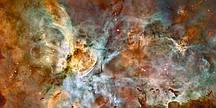 Фотошпалери Зоряна система