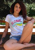 "Женская футболка ""Love"""