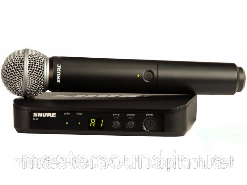 Радиосистема Shure BLX24ESM58