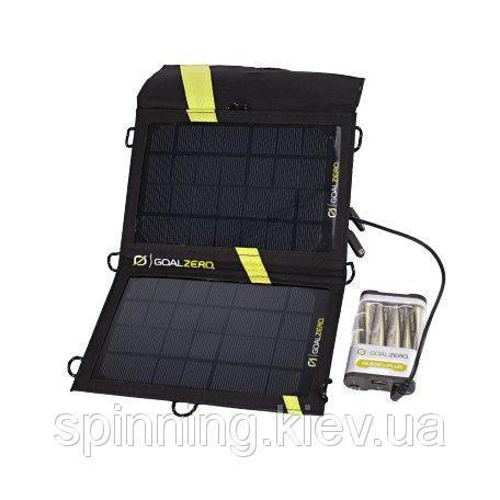 Сонячні батареї, акумулятори та зарядні пристрої